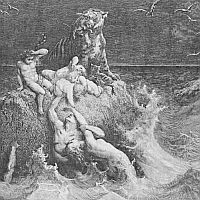 Gustave Dore Bible Art
